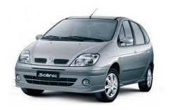 (13) Sucata Renault Scenic 2005 1.6 (retirada  Peças)