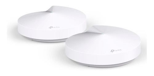 Sistema Wi-fi Mesh Tp-link Deco M5 Ac 1300 Gigabit (2 Pack)
