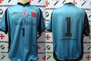 Lote 3 Camisa Vasco Da Gama De Jogo - Templaria 2010 + Golei