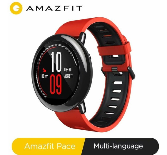 Smartwatch Xiaomi Huami Amazfit Original Anaranjado