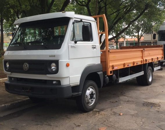 Volkswagen Vw 9.160 Delivery 3/4