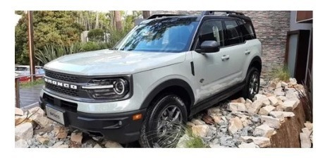 Ford Bronco Sport Big Bend 1.5l 175cv 4x4 At 0km 2021