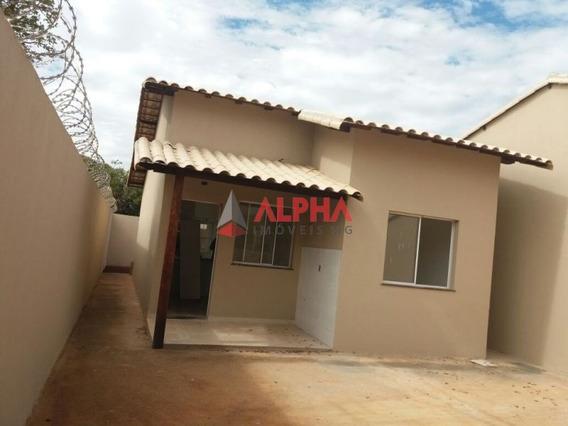 Casa De 02 Quartos No Bairro Tangará Em Mário Campos - 6904