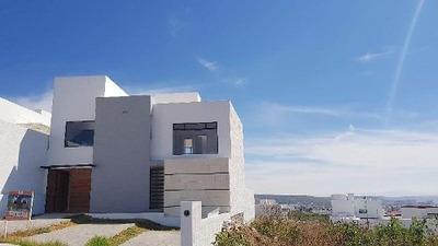 Mejor Vista Y Diseño En Tu Nueva Casa Con Roof Garden En Juriquilla.