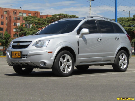 Chevrolet Captiva Sport At 3000cc Aa 2ab Abs 4x4