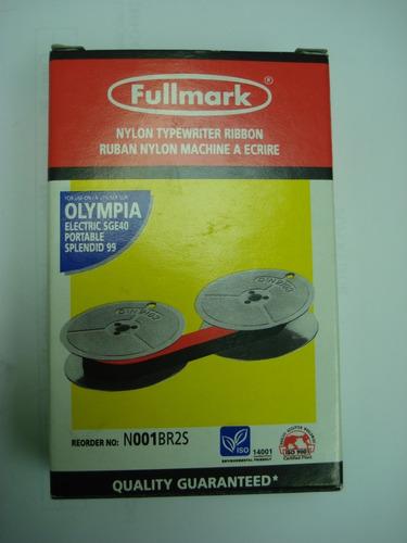 Cinta Olimpia Para Maquina De Escribir Electrica (fullmark)