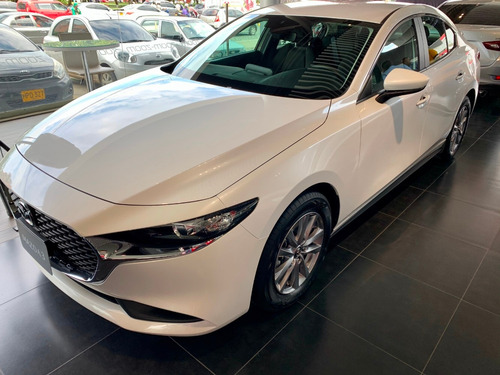 Imagen 1 de 14 de Mazda 3 Prime Mt 2.0l Blanco   2022