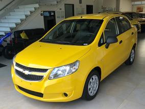 Chevrolet Sail Sedan 1400 Cc Taxi 2018