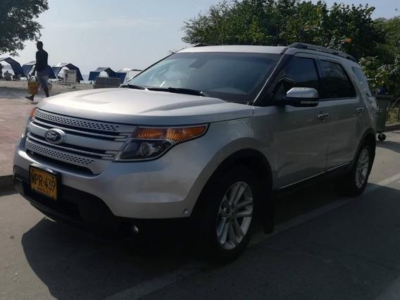 Ford Explorer Limited (blindada) 2013 (c)