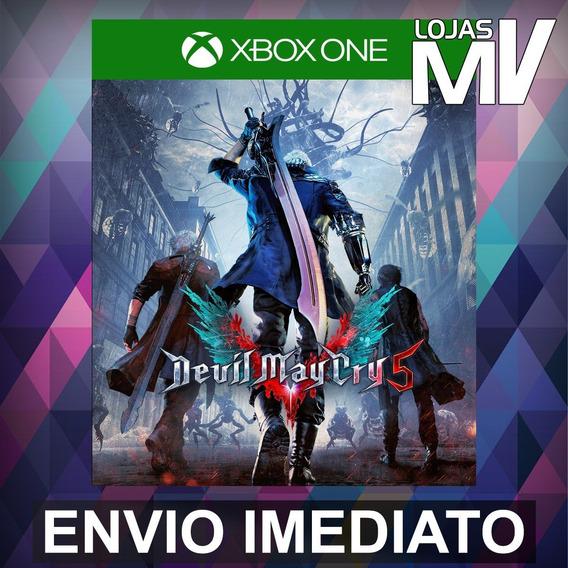 Devil May Cry 5 Codigo 25 Digitos Xbox One