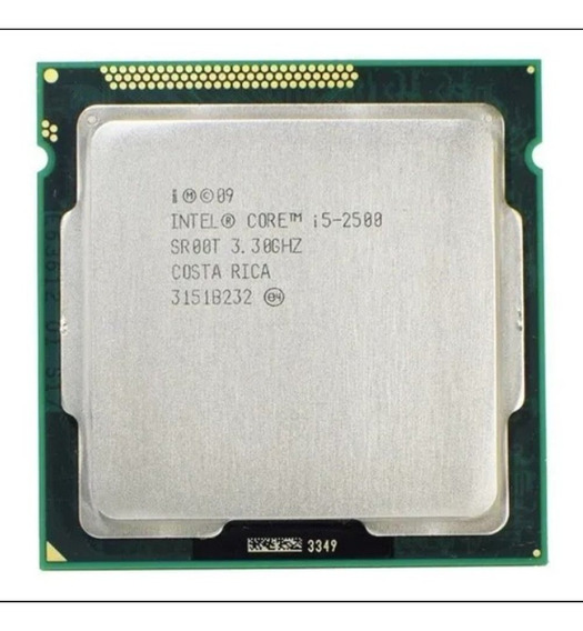 Processador Intel Core I5-2500 6m Cache, Up To 3.70ghz Oem