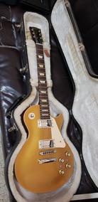 Gibson Les Paul Tribute Goldtop Guitarra Impecable Condicion