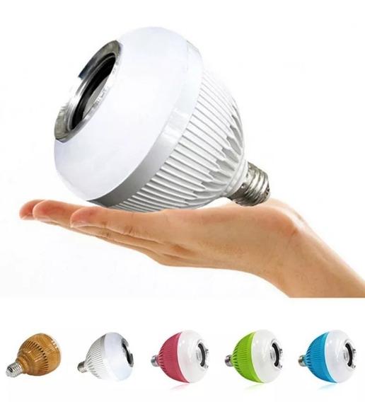 Lâmpada Led Musical Bluetooth Music Bulb Wj-l2 - Winjoin