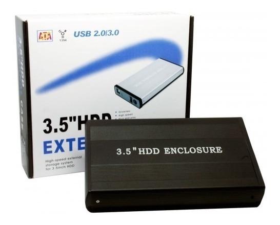 Case Hd Pc Desktop 160gb 250gb 320gb 500gb 750gb 1tb 2tb Rj