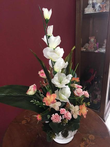 Flores Artificiales Arreglos Florales Centros De Mesa En