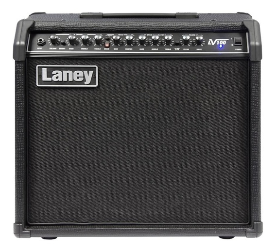 Lv100 Laney Amplificador Combo Guitarra 65w Tube Emulating