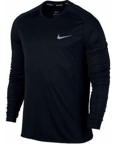 Camiseta Nike Dry Miler Masculina 833593-010