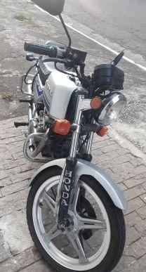 Honda Cb 400 1980 - 54.000 Km