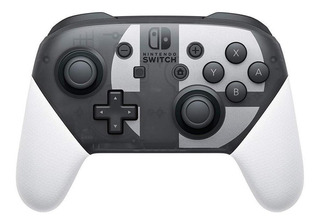Joystick inalámbrico Nintendo Pro Controller Switch super smash bros ultimate edition