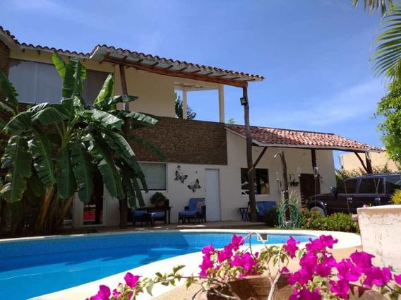 Casa- Quinta Campo Country Club, Agua De Vaca