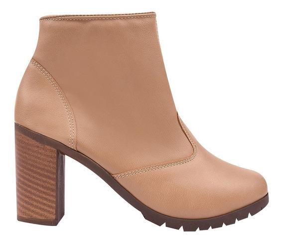 Bota Coturno Sapato Feminino Chiquiteira Chiqui/4006
