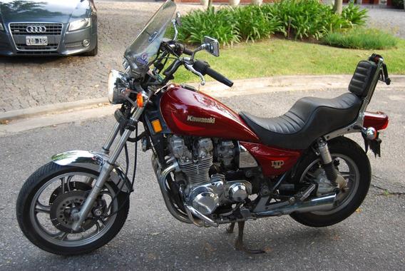 Kawasaki 1100 Ltd 1985, Impecable!!