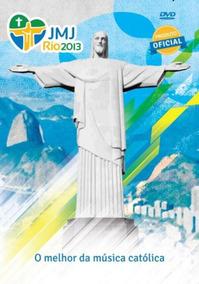 Dvd Jmj Rio 2013 O Melhor Da Música Católica - Lacrado