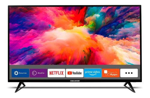 Televisor Led Challenger 32ll48 Netflix Tv