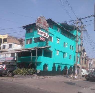 Vendo Hotel Restaurante Amoblado Y Equipado En San Juan De M
