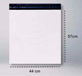 Embalagem Plástica Lacre Sedex Correio Saco 44x57 100 Un