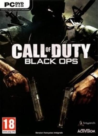Call Of Duty Black Ops Pc Original Promoção F
