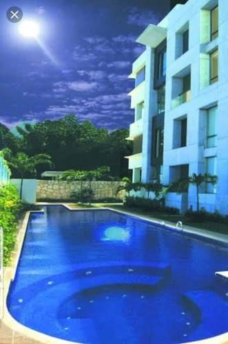 Penthouse Con Jacuzzi En Renta Residencial Elementos Cancun