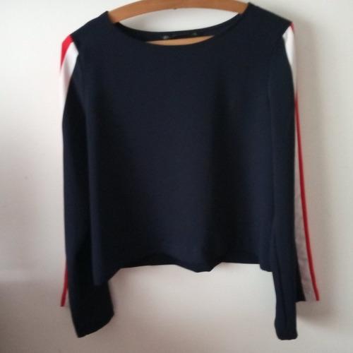 b3fba1154 Zara Camisas Mujer Usadas - Ropa y Accesorios, Usado en Mercado ...