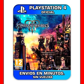 Psn = Kingdom Hearts 3 Ps4