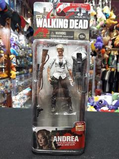 Mcfarlane The Walking Dead Andrea