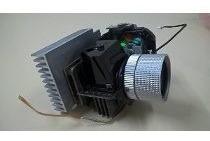 Bloco Óptico Com Dmd Projetor Benq Mp720 & Peça Completa
