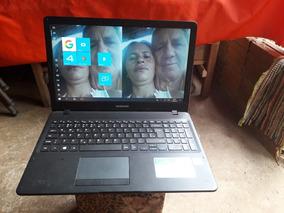 Notbook Samsumg 4 Gb De Memória 500 De Hd Com Garantia