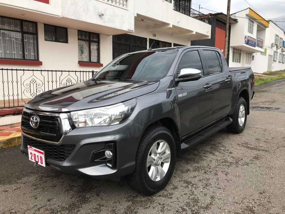 Toyota Hilux Srv Motor 2.800 Diesel Automatica Full Equipo