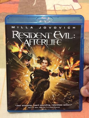 Imagen 1 de 3 de Resident Evil Afterlife.   Original Blu Ray
