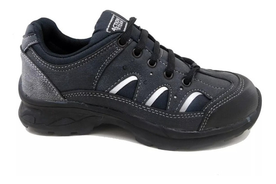 Zapatillas De Hombre De Trekking (action 3302)