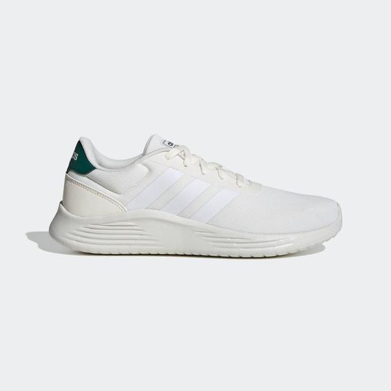 Tenis Masculino adidas Branco Lite Racer 2.0 Corrida