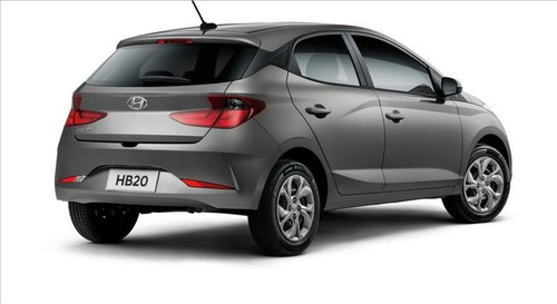 Hyundai Hb20 1.6 16v Flex Vision Manual