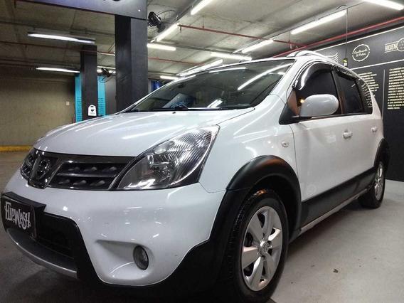 Livina X Gear 2014 1.8 Branco Automático 5 Portas
