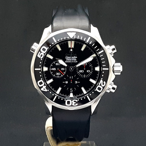 Omega Seamaster Diver 300 Americas Cup