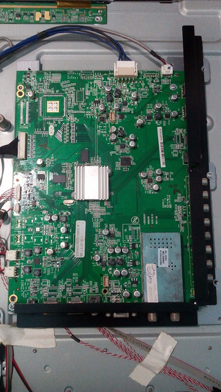 Placa Principal Tv Semp Le3250