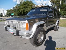 Jeep Cherokee Classic 4x4/laredo/vx3t(tela) - Sincronico