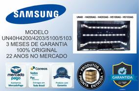 Kit De Led Samsung Un40h4200ag Un40h5100ag Un40h5103 40h4200