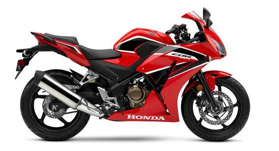 Moto Honda Cbr 300 Ra 0km 2018 Roja/negra
