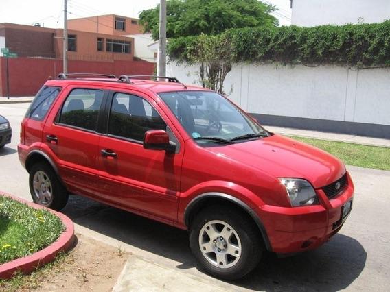 Ford Ecosport 2003,km32000.excelentes Condiciones Y En Regla
