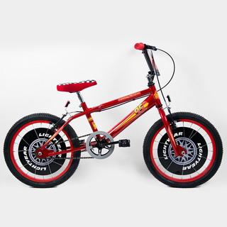 Bicicleta Cars Rodado 16 Niño Disney